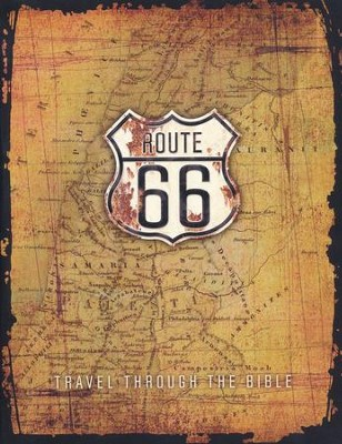 Route 66: Travel Through the Bible Student Manual   -