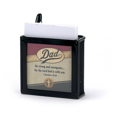 Dad, Be Strong and Courageous Quik Notes  -