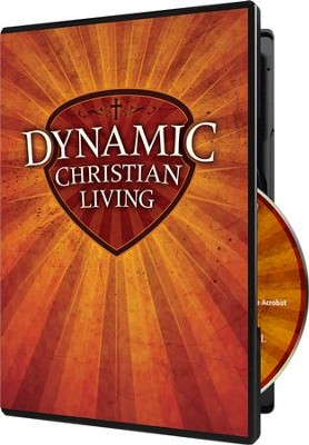 Dynamic Christian Living: Basics of the Christian Life Media  Package  -