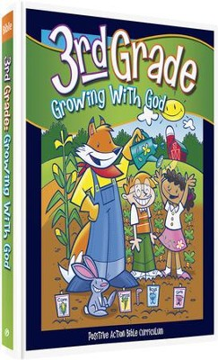 Growing with God Teacher's Manual (3rd Grade)  -