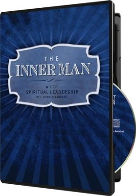 The Inner Man: With Spiritual Leadership by J. Oswald  Sanders Teacher's Manual on CD-ROM  -