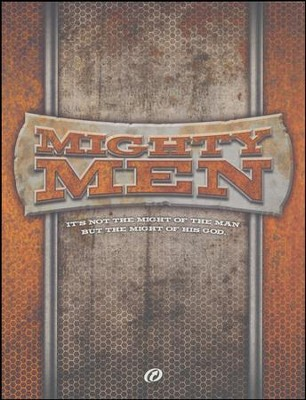 Mighty Men Student Manual   -