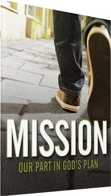 Mission: Our Part in God's Plan   -