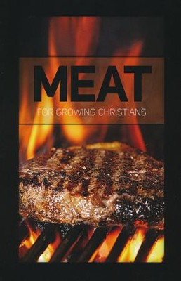 Meat for Growing Christians Student Booklet   -