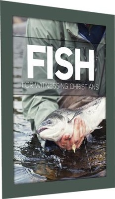 Fish for Witnessing Christians Teacher's Manual   -