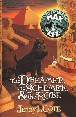 #2: The Dreamer, the Schemer & the Robe   -     By: Jenny Cote