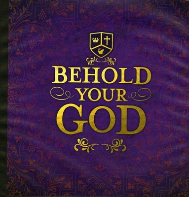 Behold Your God Teacher's Manual (New Edition)   -