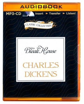 Bleak House - unabridged audiobook on CD  -     Narrated By: Hugh Dickson     By: Charles Dickens