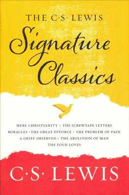 The C. S. Lewis Signature Classics  -     By: C.S. Lewis