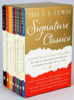 The C.S. Lewis Signature Classics (8-Volume Box Set)   -     By: C.S. Lewis