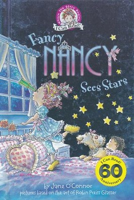 Fancy Nancy Sees Stars  -