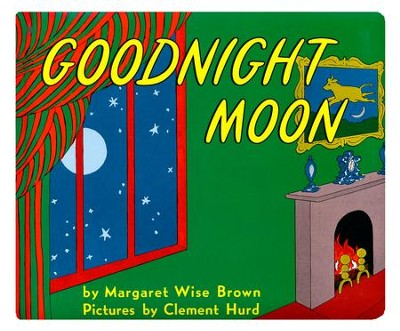 Goodnight Moon Padded Board Book  -