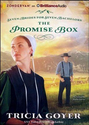 Promise Box - unabridged audiobook on CD  -     Narrated By: Kathy Garver     By: Tricia Goyer