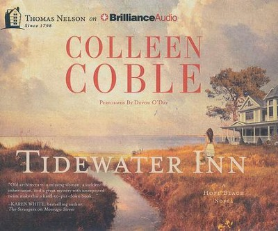 #1: Tidewater Inn - unabridged audiobook on CD  -     Narrated By: Devon O'Day     By: Colleen Coble