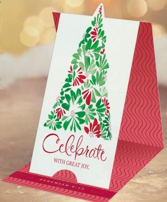 Celebrate With Great Joy, Christmas Cards, Box of 18  -