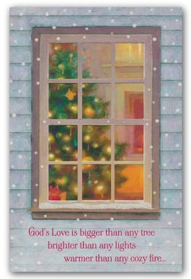 God's Love, Christmas Cards, Box of 18  -