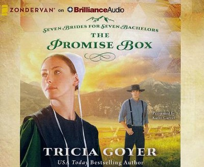 Promise Box - unabridged audiobook on MP3-CD  -     Narrated By: Kathy Garver     By: Tricia Goyer