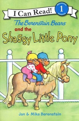 The Berenstain Bears and the Shaggy Little Pony  -     By: Jan Berenstain, Mike Berenstain     Illustrated By: Jan Berenstain