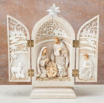Holy Family Triptych  -