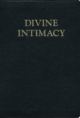 Divine Intimacy, Genuine Leather, Black  -
