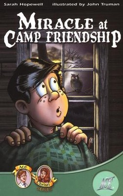 Miracle at Camp Friendship (Grade 5 Resource Book)   -