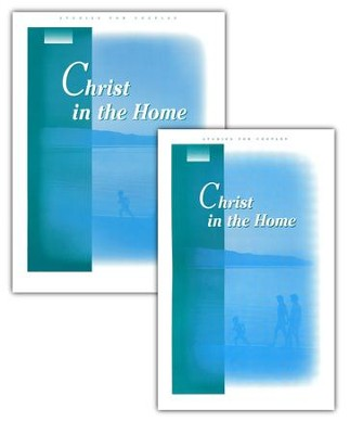 Christ in the Home, Study Kit   -     By: Stonecroft Ministries