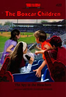 The Spy in the Bleachers  -     By: Gertrude Chandler Warner