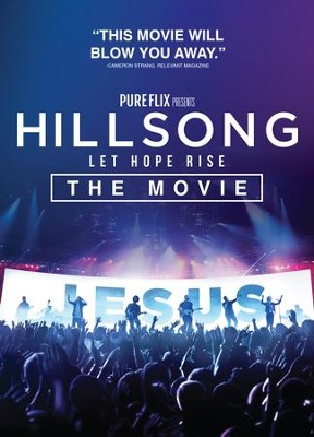 Let Hope Rise, DVD   -     By: Hillsong