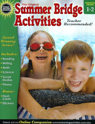 Summer Bridge Activities &#153 Grade 1 to 2  -