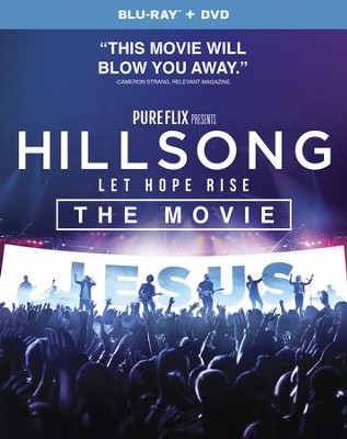 Let Hope Rise, Blu-Ray/DVD Combo   -     By: Hillsong