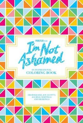 Im Not Ashamed Coloring Book Journal