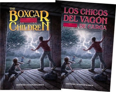 The Boxcar Children - Spanish English  -     By: Gertrude Chandler Warner