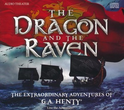 The Dragon and the Raven-CDs   -