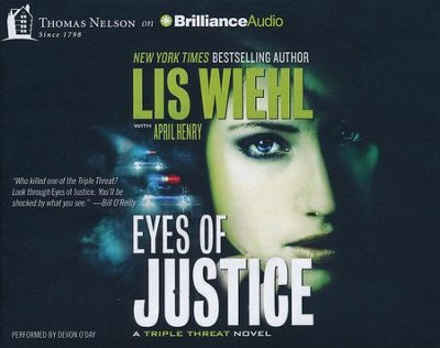 #4: Eyes of Justice Unabridged audiobook on CD   -     Narrated By: Devon O'Day     By: Lis Wiehl, April Henry