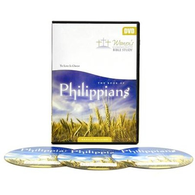 To Live Is Christ: The Book of Philippians, DVD set  -     Narrated By: Nancy McQuirk     By: Nancy McGuirk