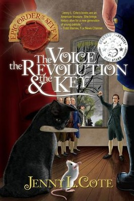 The Voice, the Revolution & the Key   -     By: Jenny L. Cote