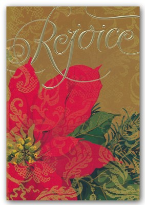 Rejoice, Christmas Cards, Box of 18  -