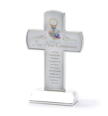 First Holy Communion, Tabletop Cross  -