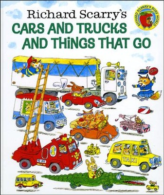 Cars and Trucks and Things That Go  -