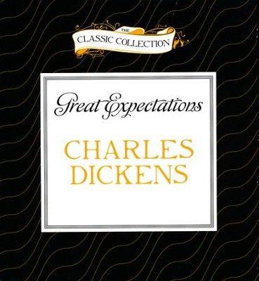 Great Expectations - abridged audiobook on CD  -     Narrated By: Tom Baker     By: Charles Dickens