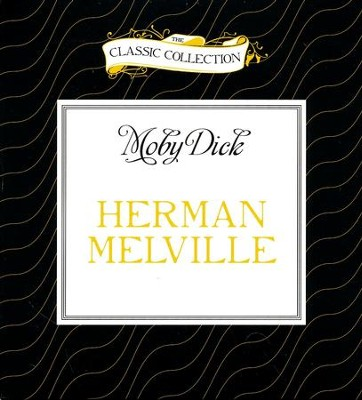 Moby Dick - abridged audiobook on CD  -     Narrated By: George Kennedy     By: Herman Melville