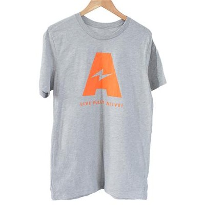 AMPED: Leader T-Shirt, Medium  -