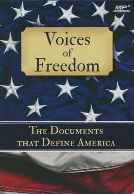 Voices of Freedom: The Documents That Define America  -