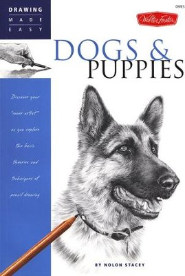 Drawing Made Easy: Dogs and Puppies   -     By: Nolon Stacey