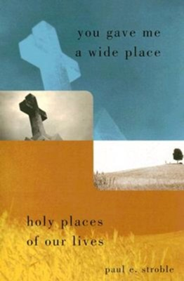 You Gave Me a Wide Place: Holy Places of Our Lives  -     By: Paul Stroble