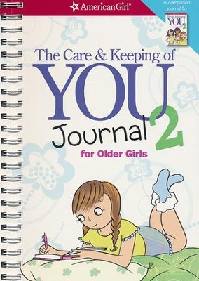 The Care and Keeping of You 2 Journal  -