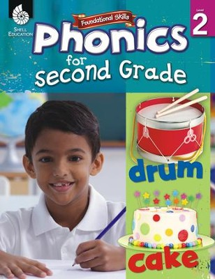 Foundational Skills: Phonics for Second Grade  -     By: Jodene Smith, Mary Rosenberg, Suzanne I Barchars, Chandra C. Prough
