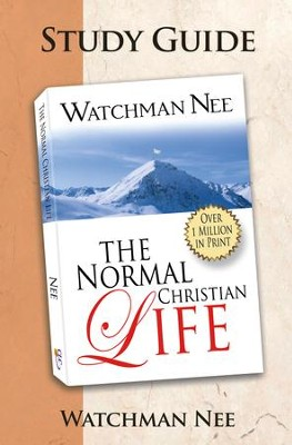 Normal Christian Life Study Guide   -     By: Harry Foster
