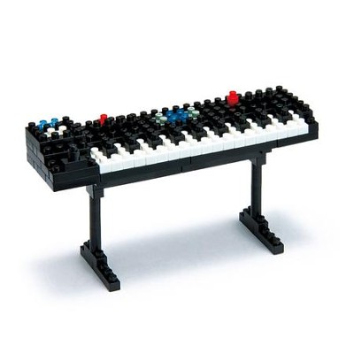 Nanoblock Mini Synthesizer   -