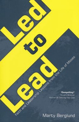Led To Lead  -     By: Marty Berglund